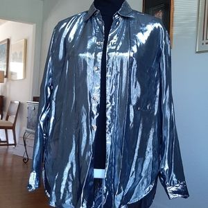 Forenza metallic shirts